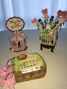 Charea and josh- guest book gazebo sign, pens and guest book #BlackHillsReceptions