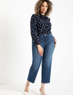 View our Tie Neck Blouse and shop our selection of designer women's plus size Tops, clothing and fashionable accessories. Plus Size Clothing Stores, Plus Size Womens Clothing, Plus Size Outfits, Women's Neck Ties, Tie Neck Blouse, Trendy Plus Size, Plus Size Tops, Plus Size Teacher, Size 14 Fashion