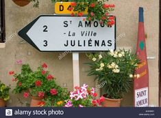 Road sign 'Saint-Amour' Beaujolais wine country France ... France Photos, Wine Country, Places Ive Been, Tourism, Saints, Stock Photos, Sign, Turismo, Signs