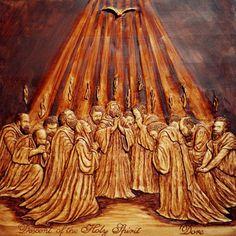 pogorarea duhului sfant   Pogorarea Sfantului Duh sau Sarbatoarea Rusaliilor