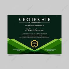 Certificate Frames, Certificate Templates, Certificate Of Appreciation, Background Templates, Lorem Ipsum, Campaign, Stationery, Names, Logo