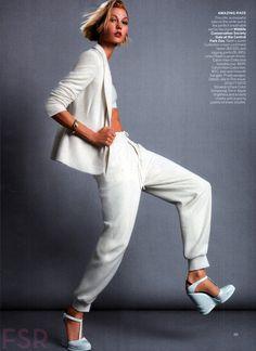 cool Vogue US Junho 2014 | Karlie Kloss por Inez & Vinoodh  [Editorial]