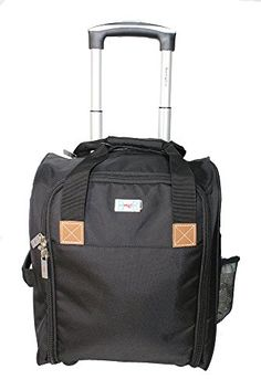 BoardingBlue New Frontier Airlines Rolling Free Personal Item Under Seat >>> Click image to review more details.