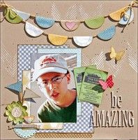 A Project by Madeline from our Scrapbooking Gallery originally submitted 03/03/12 at 06:00 PM