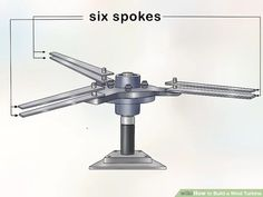 How to Build a Wind Turbine (with Pictures) - wikiHow Building A Wind Turbine, Home Wind Turbine, Electrical Tape, Neodymium Magnets, Drive Shaft, Wind Power, Pictures, Photos, Grimm