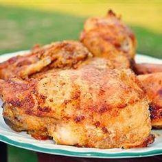 Easy Shake and Bake Chicken   Vien's Kitchen