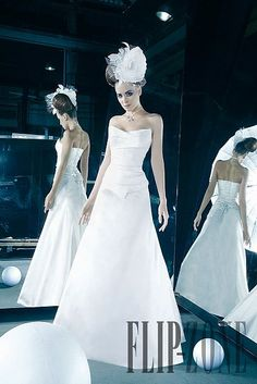 Max Chaoul 2008 Collection - Bridal