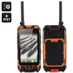 Wholesale 4.5 Inch Rugged Cell Phone - Rugged Smartphone From China
