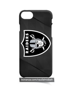 Oakland Raiders Design #1 iPhone 5 5s 5c 6 6s 7 8 + Plus X Case Cover
