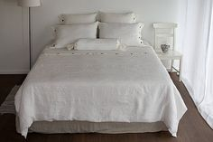 Linen DUVET COVER. Stonewashed certified fabric. by LinumStudio