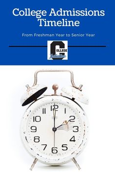 Following this college preparation timeline starting freshman year will make the college application process much easier for students. Teaching Strategies, Teaching Tips, Learning Resources, College Admission Essay, College Essay, College Application Essay, College Search, College Planning, Scholarships For College