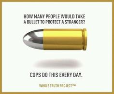 Officers do this every day.