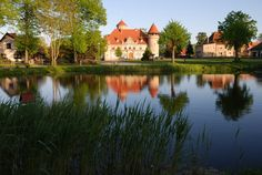 Panoramio - Photo of Schloss in Stolpe auf Usedom 3