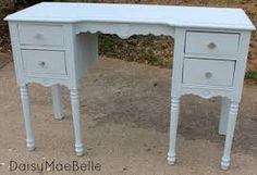 Image result for painted desk