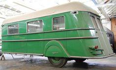1935 Curtiss Aerocar trailer ♥