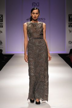 WIFW - Wills Lifestyle India Fashion Week, lace overlay