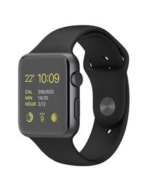 <font OFF</font> Apple Watch Space Grey Aluminium Case with Black Sport Band Apple Watch 42mm, Buy Apple Watch, Apple Watch Bands, Apple Watch Series, Buy Watch, Smart Watch Apple, Smartwatch, Apple Store Uk, Men Watches