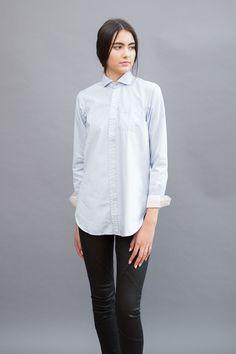 Fil Noir Luisa Maria Longer Shirt