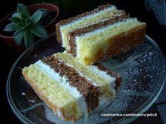 Lička pita - Recepti na brzinu Pita Recipes, Sweet Recipes, Baking Recipes, Cookie Recipes, Croatian Cuisine, Croatian Recipes, Food Bouquet, Kolaci I Torte, Torte Cake