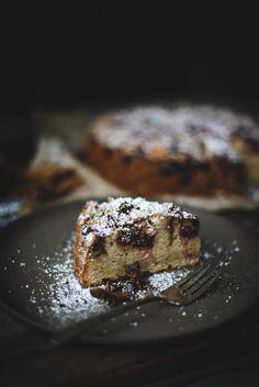 Cranberry Citrus Coffee Cake || Photography, styling and recipe by Christiann Koepke of PortlandFreshPhoto.com-13