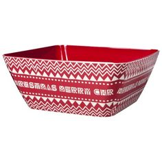 Threshold Christmas Sweater Serving Bowl - Multicolor. Find dinnerware at Target.com! Threshold christmas sweater serving bowl - multicolor. Price: $9.99