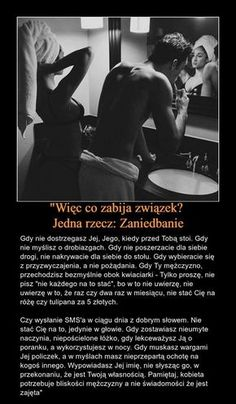 Więc co zabija związek? New Love, All You Need Is Love, Ever Quote, Life Without You, Typography Quotes, Man Humor, Kids And Parenting, Personal Development, Relationship Goals