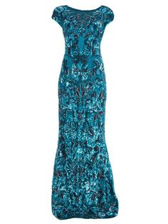 Shop Zuhair Murad sequinned gown in L'Eclaireur from the world's best independent boutiques at farfetch.com. Shop 300 boutiques at one address.