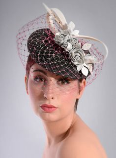 William Chambers Millinery  FashionSerendipity  Fashion and  Designer   Style  hat  millinery 052ed212777