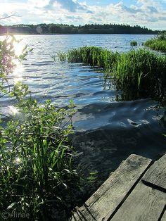 Vanajavesi Hämeenlinna #Finland