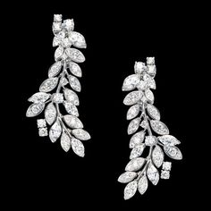 Piaget  - collection Limelight - Garden Party - earrings