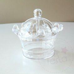 Mini Coroa Cristal