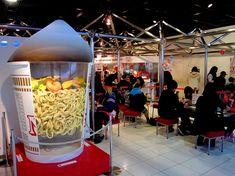 Osaka, Japan Info, Instant Ramen, Ramen Noodles, Dishes, Museums, Graduation, Kitchens, Museum