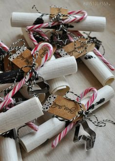 Lahjaidea Diy Christmas Gifts, Christmas Time, Easy Handmade Gifts, Diy Projects To Try, Holidays And Events, Small Gifts, Homemade Gifts, Diy And Crafts, Gift Wrapping