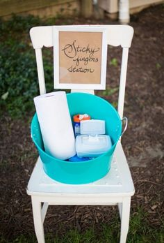 Sticky Fingers Station |AWN Great Grilling Hacks!