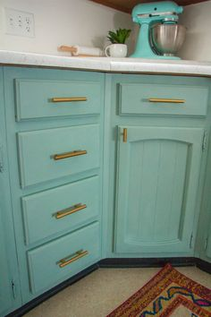 Chalk paint http://www.today.com/home/see-dark-kitchen-brighten-less-250-t109017?cid=sm_npd_td_fb_ma