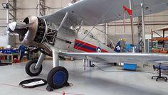 Gloster Gladiator 1937 Imperial War Museum Duxford