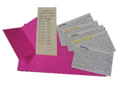 Foldables for Language Arts, includes Compare/Contrast