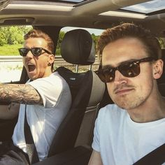 Danny and Tom -Mcfly