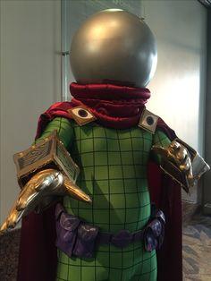 Mysterio Cosplay at Boston Comic Con #CWBT #Spiderverse #Mysterio