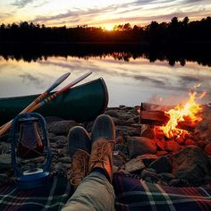 Hiking ideas and inspiration. Hiking food, camping tips and more. Outdoor Life, Outdoor Camping, Camping Outdoors, Adventure Awaits, Adventure Travel, Trekking, Canoa Kayak, Camping Sauvage, Canoe And Kayak