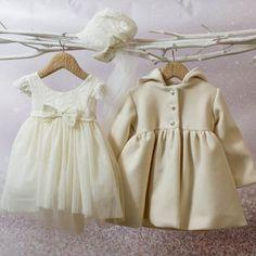 Φόρεμα βάπτισης Bambolino Popitsa, annassecret, Χειροποιητες μπομπονιερες γαμου, Χειροποιητες μπομπονιερες βαπτισης Girls Dresses, Flower Girl Dresses, Winter Outfits, Winter Clothes, Wedding Dresses, Crochet, Beautiful, Baskets, Concept