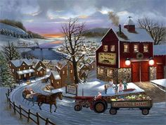 I'll Be Home For Christmas......H. Hargrove