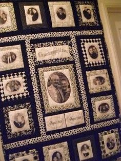 Home Sweet Home: 50th Anniversary Quilt