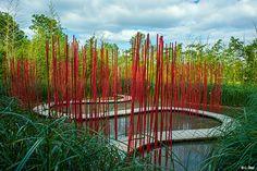 Visite du Festival International des Jardins édition 2014