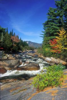 ✮ Little Niagra Falls Baxter State Park - Maine Are you planning a trip to… Acadia National Park, National Parks, Places To Travel, Places To See, Travel Destinations, Vacation Places, Baxter State Park, Visit Maine, New England States