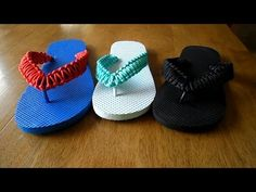 There are a bunch of fun tutorials on DIY flip flops out there - but most are for women. This one is for men! And it's a style men will actually wear. Here's what you'll need...