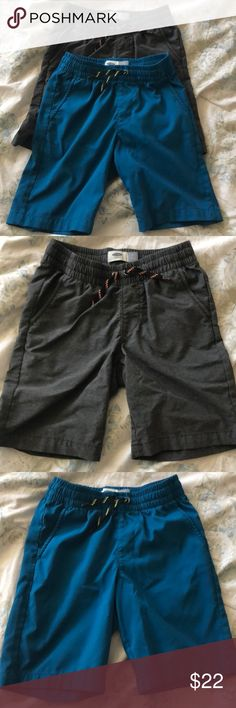 NWT Boy/'s Gymboree Uniform black adjustable pants w// belt ~ 4 5 6 7 8 10