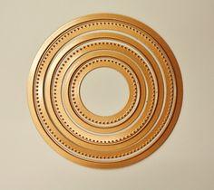 Pierced Circles Spellbinders