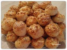 Kovászos sajtos krumplis pogácsa   Betty hobbi konyhája