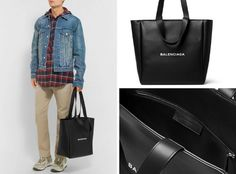 Top 7 Best-selling Balenciaga Tote Bags for Men